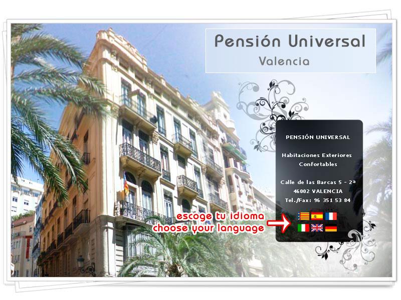 Pension Universal - Valencia
